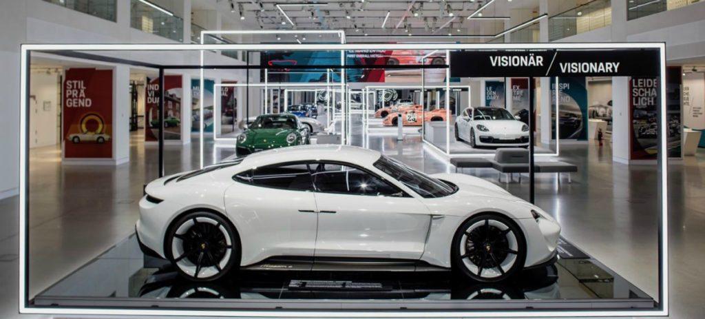 La Policía alemana registra Porsche por manipular los sistemas de control de emisiones