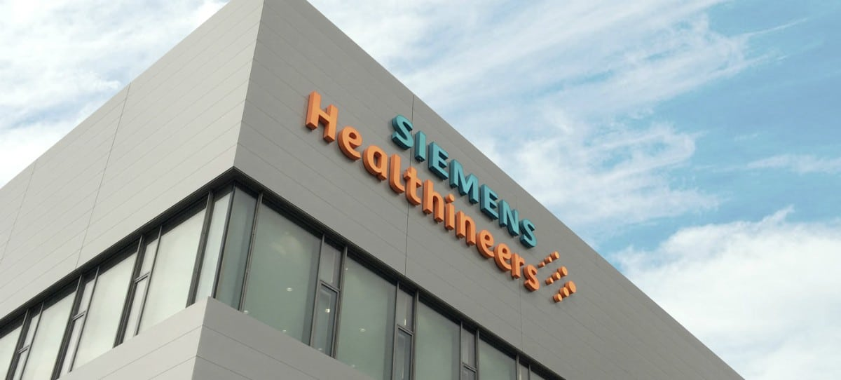 Siemens Healthineers comienza cotizar a 29,42 euros por acción