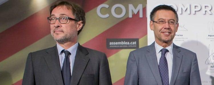 Agustí Benedito augura el fin de Bartomeu en el Barça