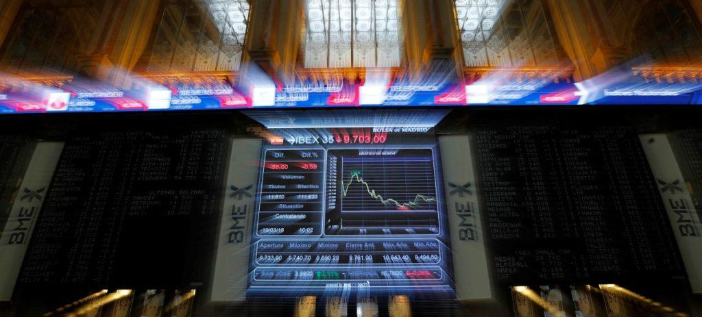 El IBEX 35 comienza la semana al alza con Wall Street cerrado por festivo