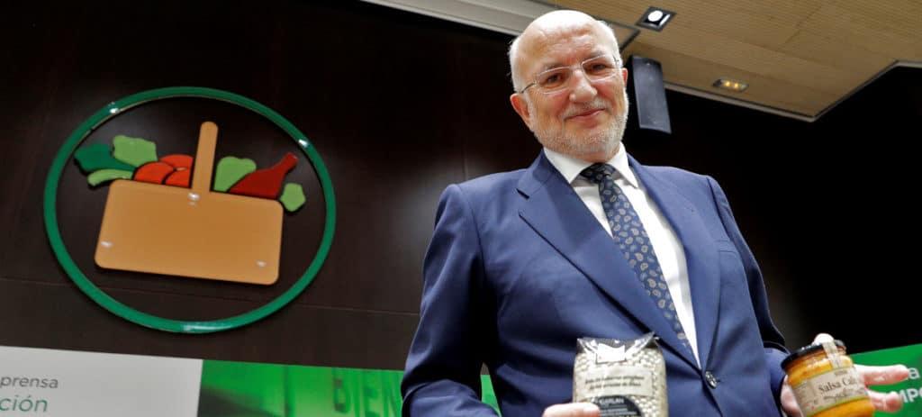 Juan Roig, presidente de Mercadona: la sociedad está 'más acojonada', pero la economía 'va igual'