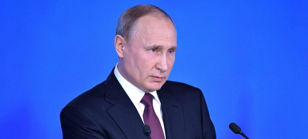 Putin presenta armamento nuclear que hace inútil el escudo antimisiles EEUU