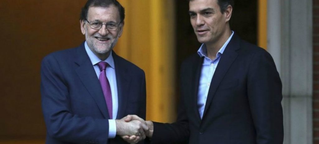 Las promesas de Rajoy y Sánchez sobre pensiones