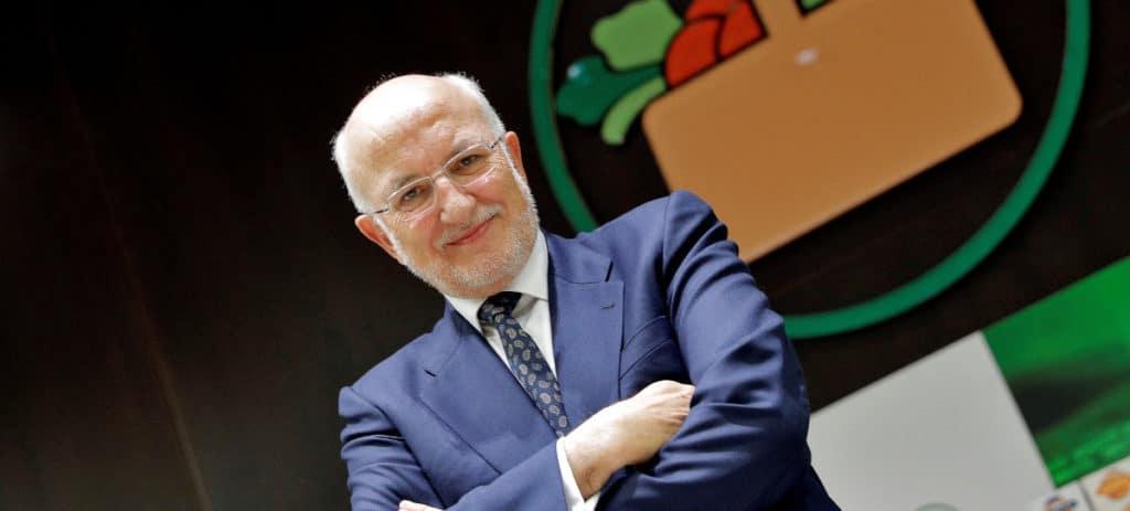 Juan Roig, primer español de la principal academia mundial de emprendedores de Boston