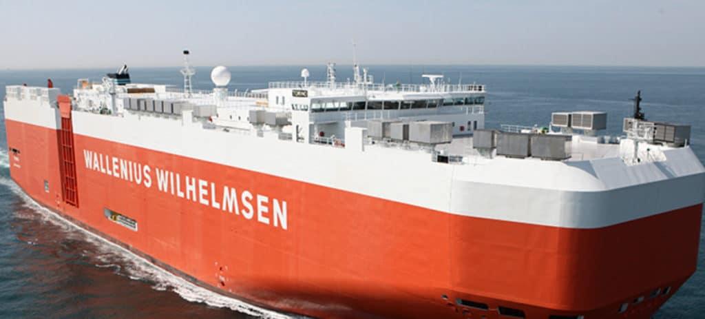 El líder mundial Wilhelmsen Ships se marcha de Barcelona