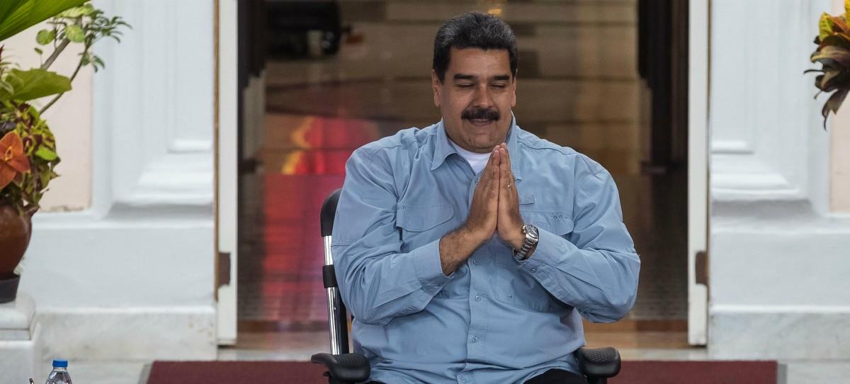 Venezuela, paralizada por un apagón que ya cumple más de 18 horas