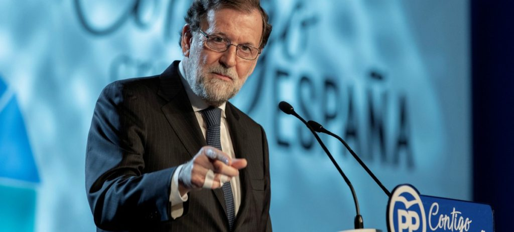Rajoy defiende la regulación antiAmazon