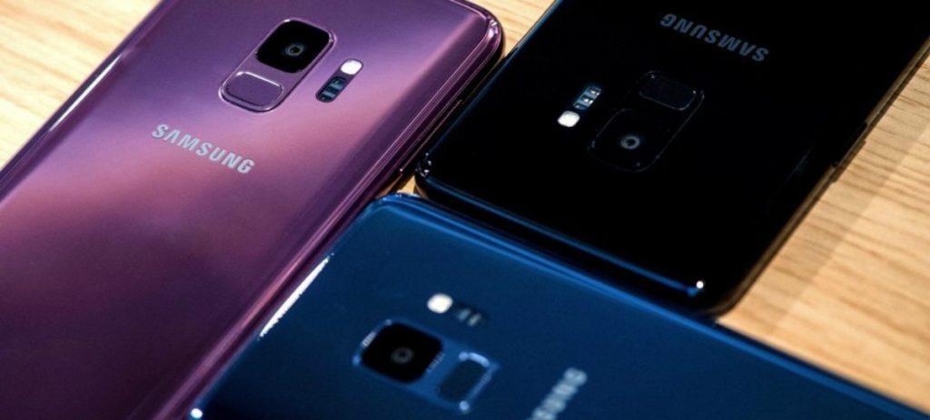 El Galaxy S9 y los chips llevan a Samsung a lo más alto