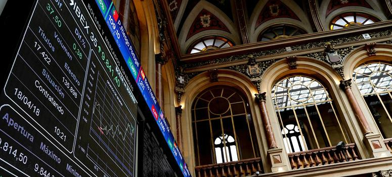 Inditex logra para el IBEX 35 el 9.300
