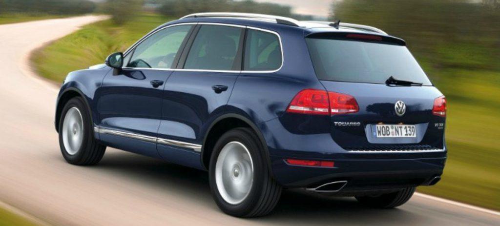 Volkswagen lanza, desde 64.725 euros, la versión de acceso del Touareg