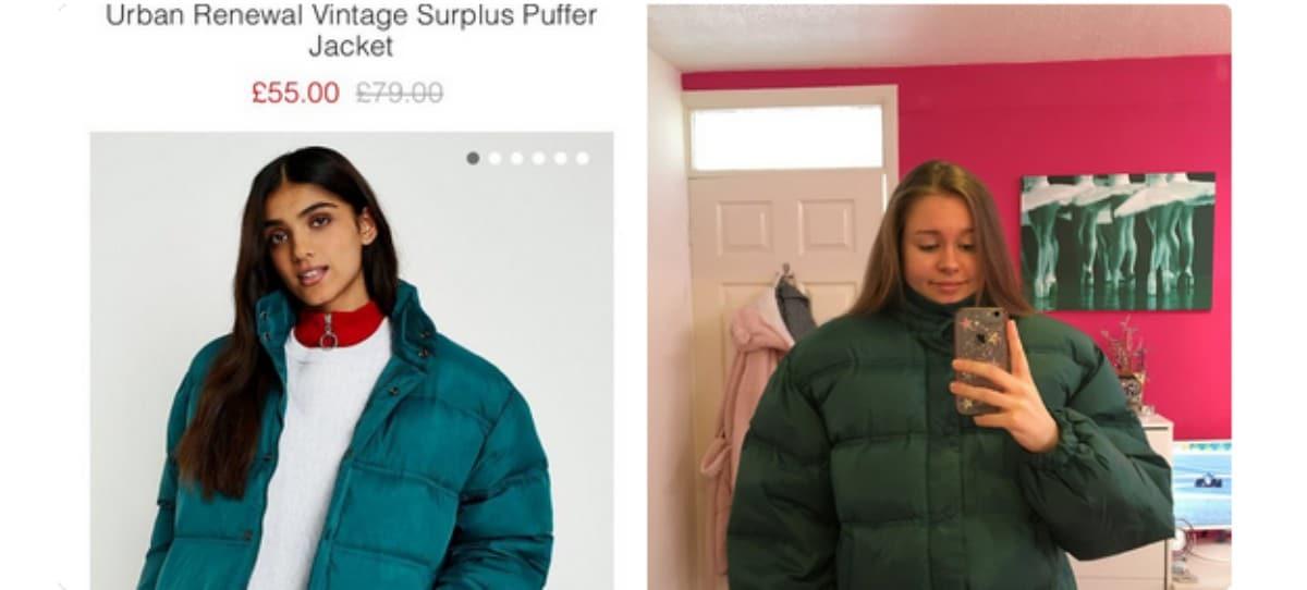 Se pide este abrigo por internet y la red se llena de memes
