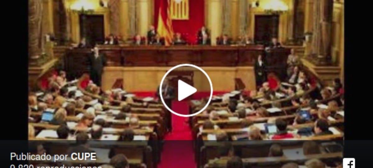 Si tienes un amigo separatista tiene que ver este vídeo
