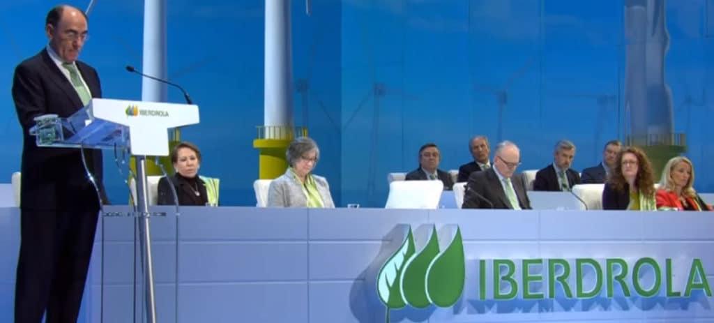 Ampliación de capital de Iberdrola para abonar el dividendo flexible
