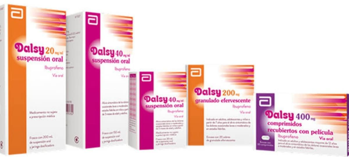 Las farmacias denuncian que no reciben el Dalsy desde hace dos meses