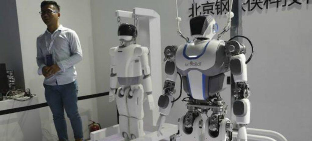 Sony trabaja en un robot de uso doméstico capaz de cocinar