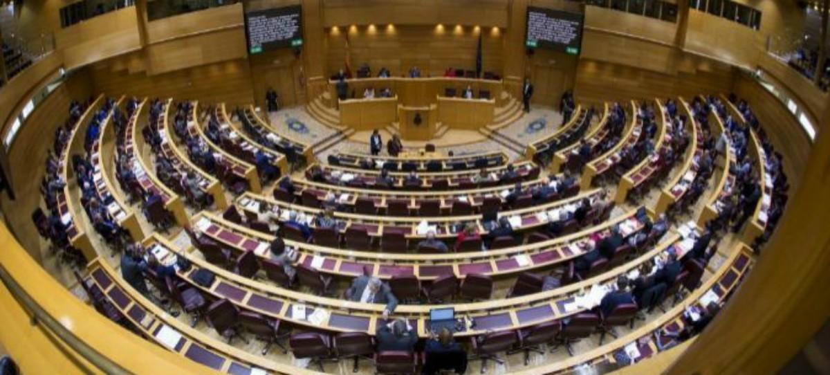 Los senadores gastaron casi un millón de euros más en viajes que el año anterior