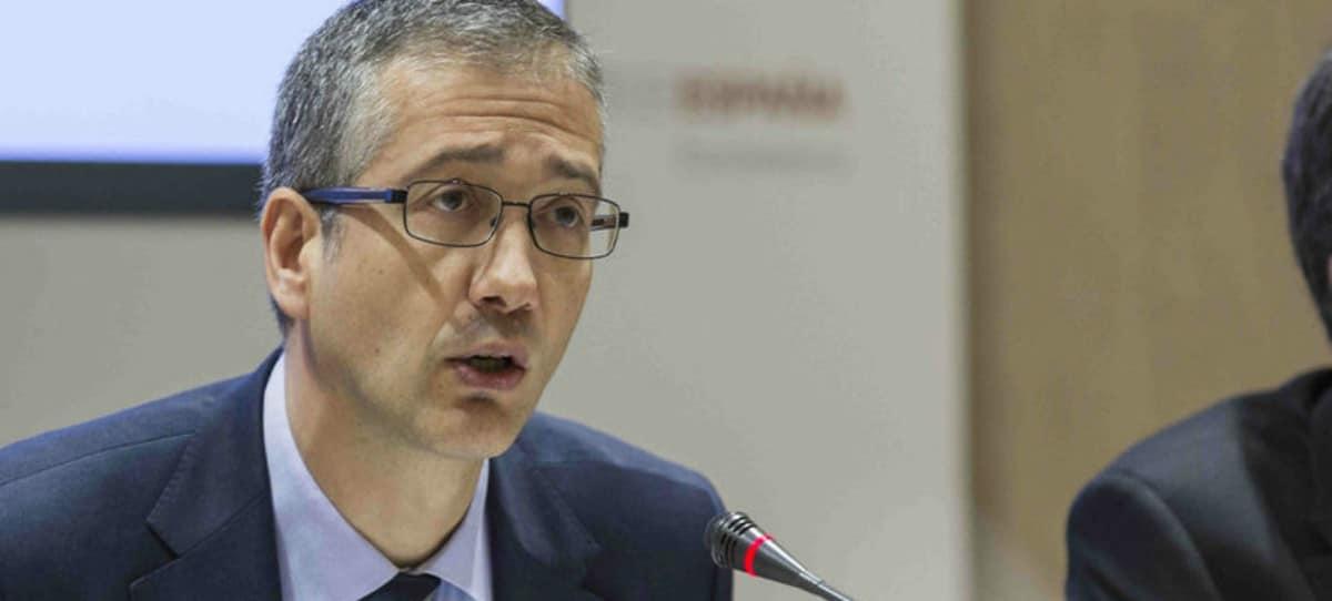 Pablo Hernández de Cos era hasta ahora director del Servicio de Estudios del BdE