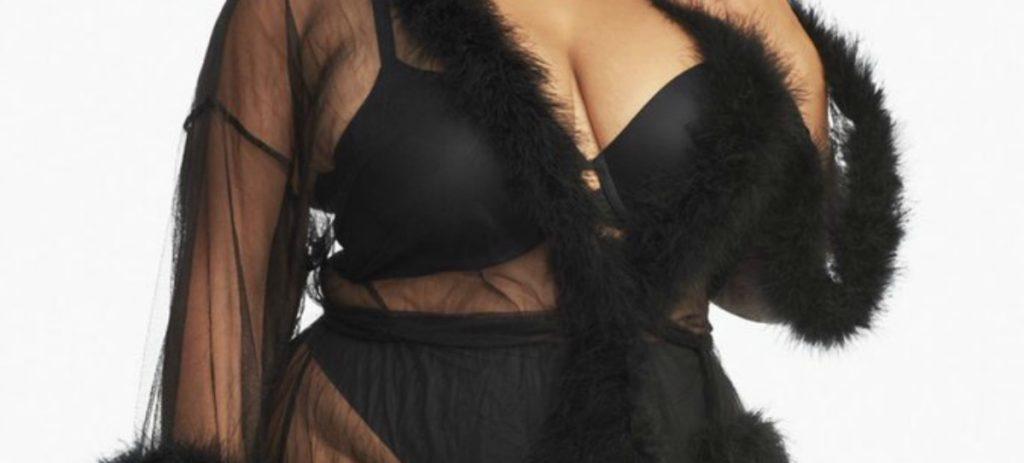 Las modelos de la línea de lencería de Rihanna se vuelven viral