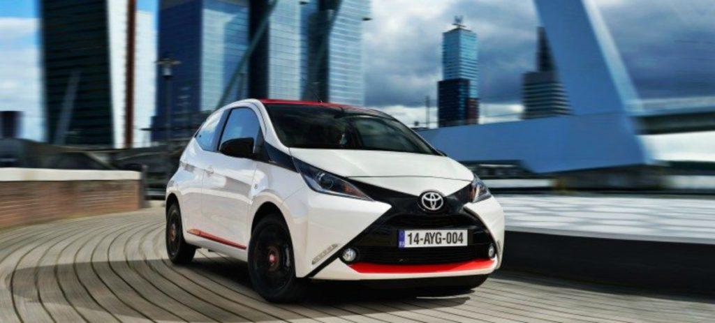 Nuevo Toyota AYGO: más atractivo, conectado y millennial