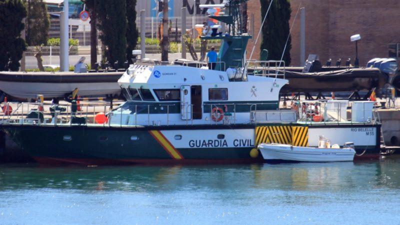 Una de las mayores operaciones contra las narcolanchas en el Campo de Gibraltar acaba con 61 detenidos