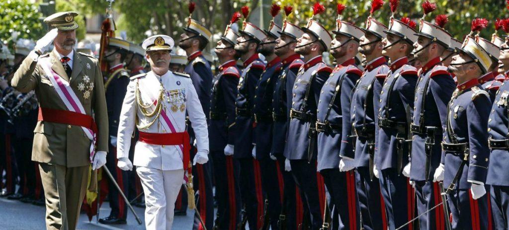 Se duplica el presupuesto para celebrar Día Fuerzas Armadas en Logroño
