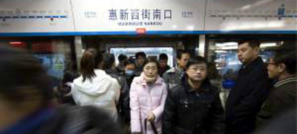 China prone a prueba el transporte público sin conductor
