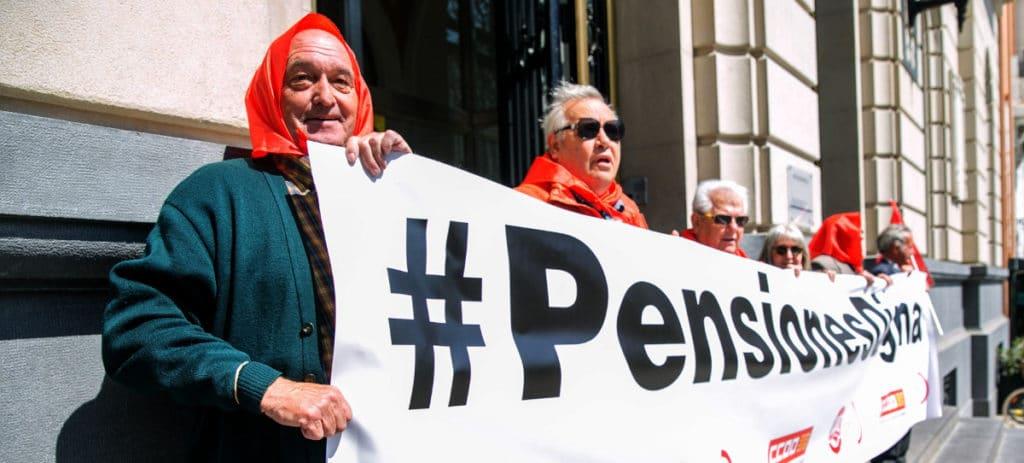 Las 6 medidas que propone el FMI para salvar las pensiones españolas
