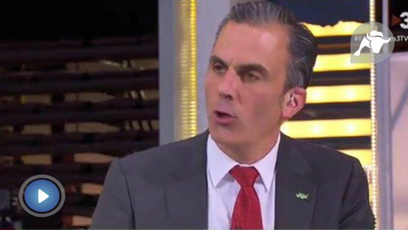 Javier Ortega pone en su sitio en TV3 al abogado de los golpistas fugados