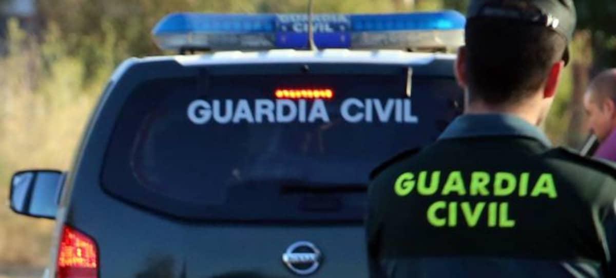 Dos guardias civiles, heridos tras una embestida de narcos en Tarifa