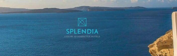 Splendia, líder mundial en reservas de hoteles boutique
