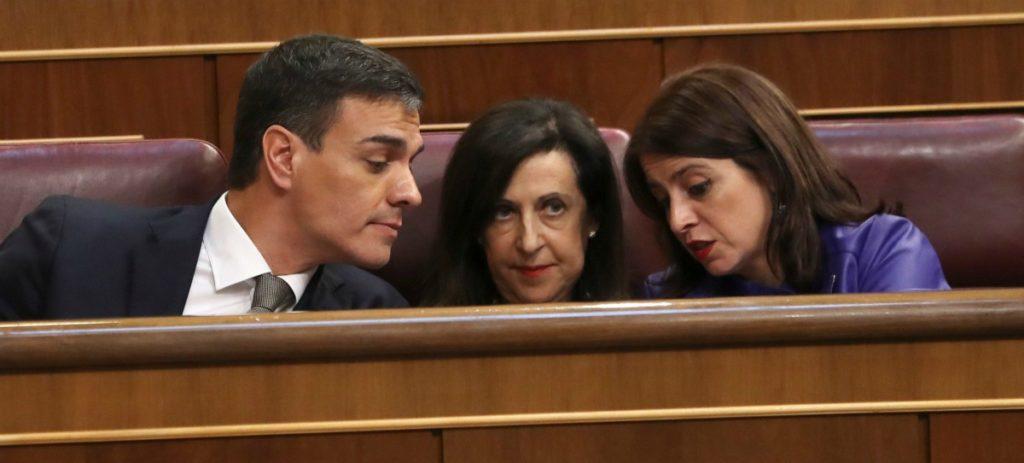 Adriana Lastra, la única socialista que puede presumir seguro de no mentir en su currículum vitae