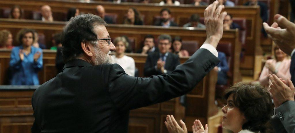 El primer mensaje de Rajoy en Twitter que desata la melancolía de la red