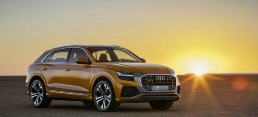 Audi lanza el Q8 en China en busca de la supremacía en el mercado SUV