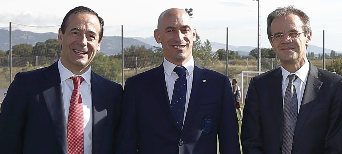 CaixaBank será patrocinador de la Selección Española de fútbol hasta 2024