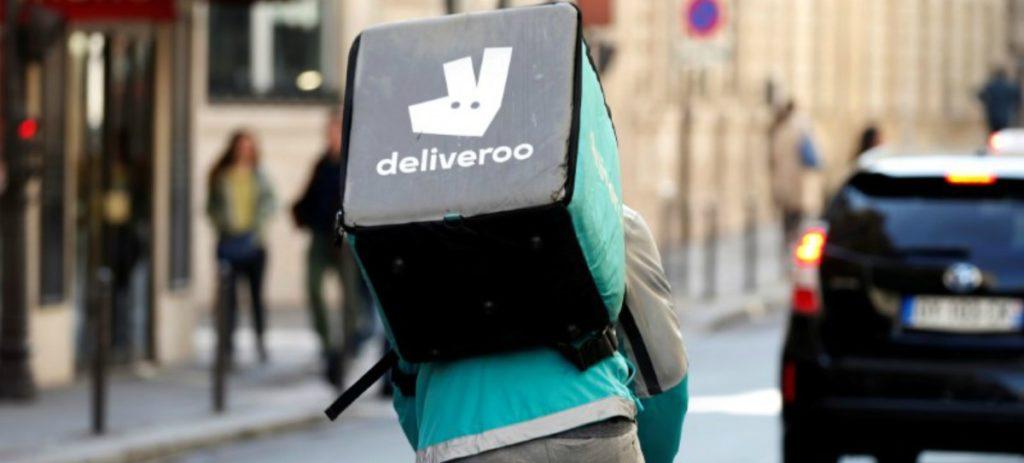 ATA: Los repartidores de Deliveroo actúan como falsos autónomos