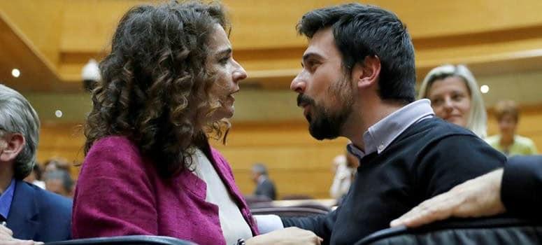 Las 44 enmiendas por 179 millones del PP en el Senado: Aragón gana, el PNV pierde