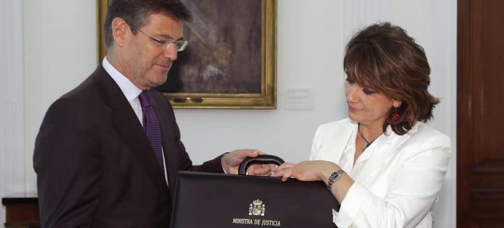 En el Gobierno de Sánchez miente hasta el Notario Mayor del Reino