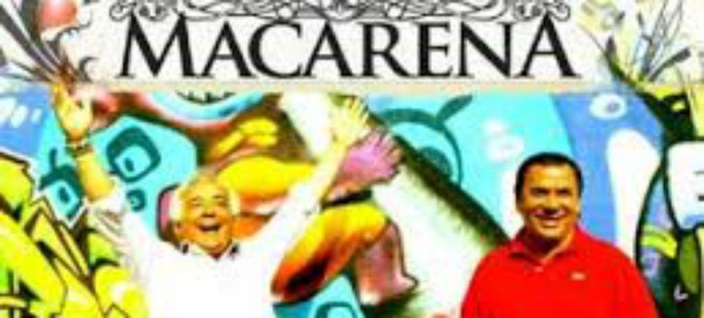 """""""La Macarena"""" puede salvar vidas"""