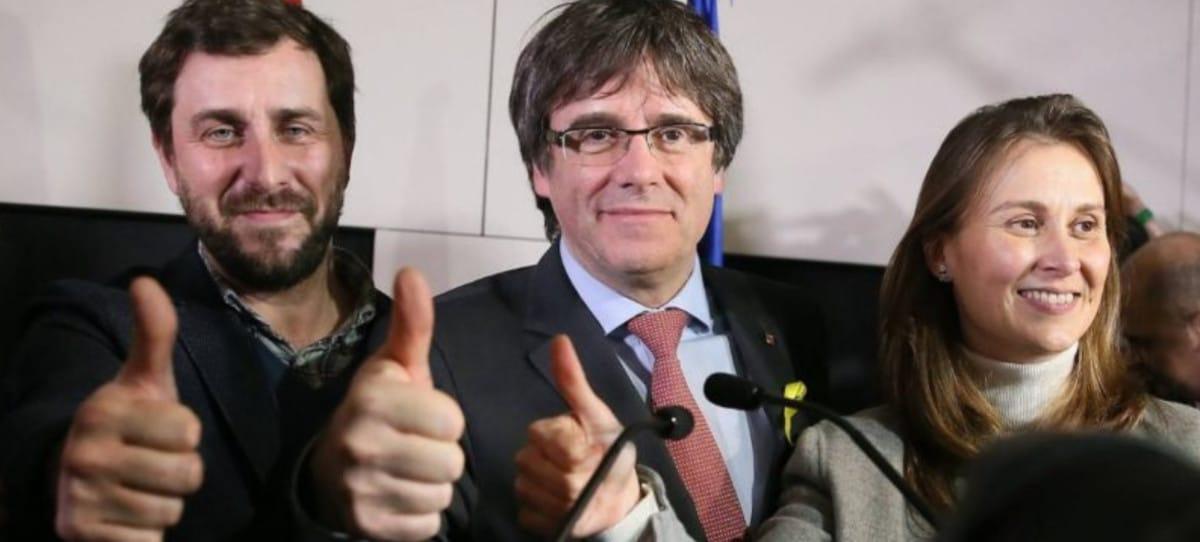 Meritxell Serret, huida de la justicia, cobrará 80.000 euros en la embajadita catalana de Bruselas