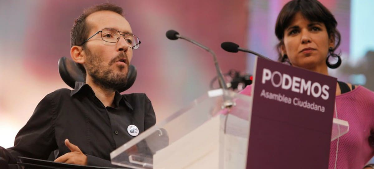 Ratificada la sanción de la Seguridad Social de más de 8.000 euros a Echenique