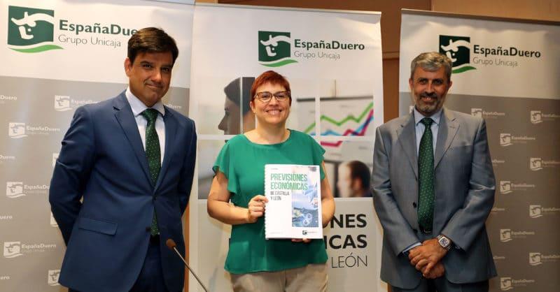 El PIB regional crecerá este año un 2,6 por ciento, según EspañaDuero
