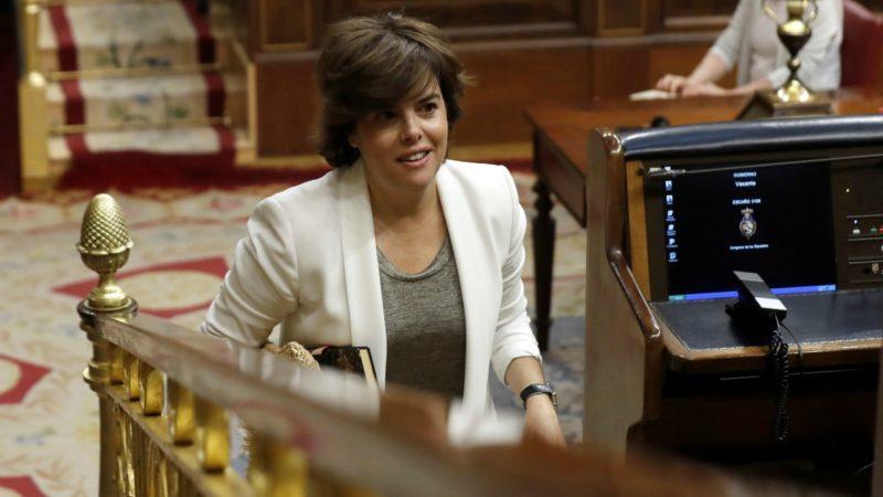 Santamaría dice que las elecciones se ganan 'ocupando el centro del tablero'