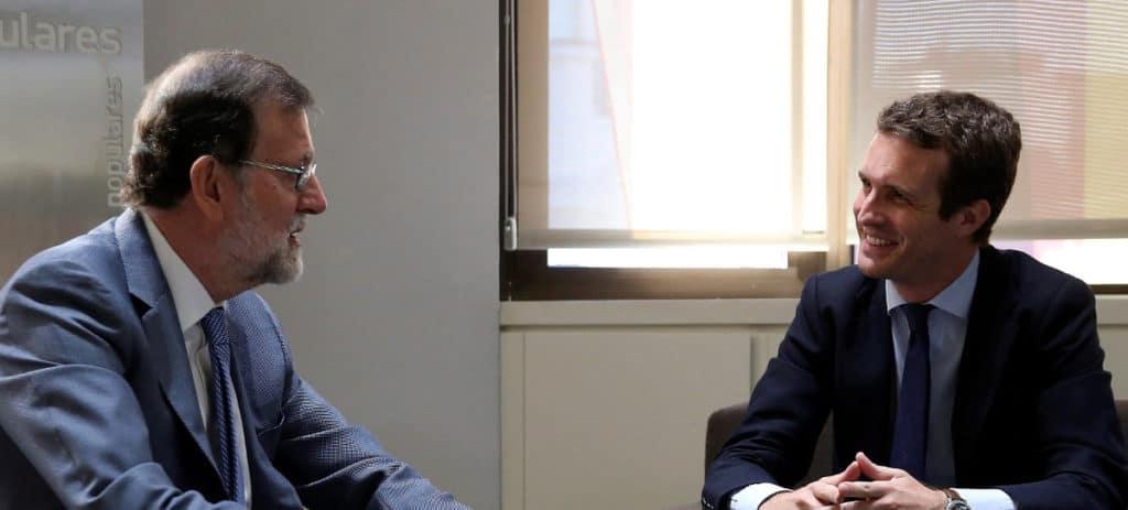 El PP de Pablo Casado pone al PSOE contra las cuerdas: veto al techo de gasto