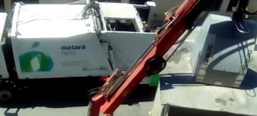 FCC se enfrenta a una multa de 150.000 euros por mezclar residuos en la recogida de basura