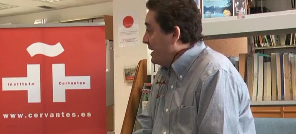 """El nuevo director del Instituto Cervantes: """"¿Todos somos Gabriel? No, somos más bien Ana Julia Quezada"""""""