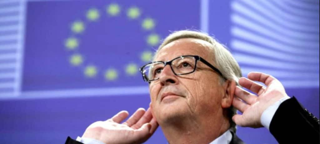 Juncker se desentiende ahora de las indemnizaciones por el caso Banco Popular