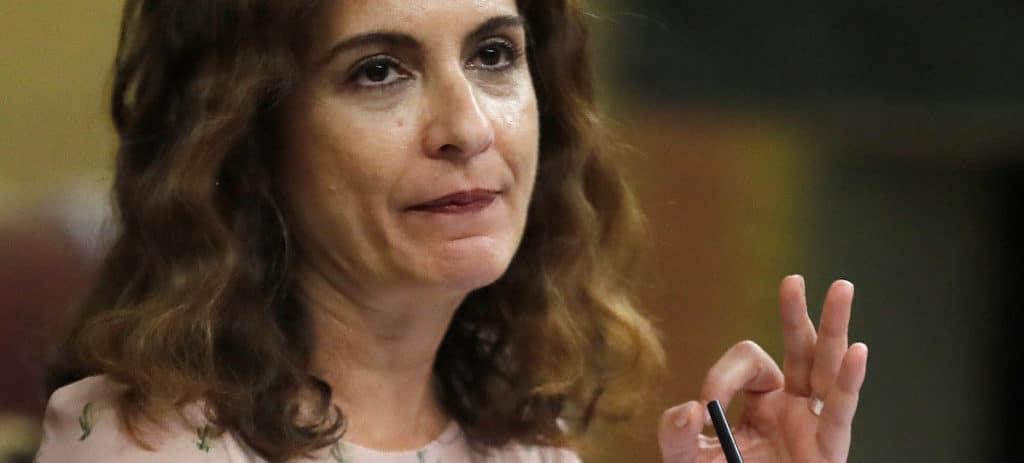 Sánchez certifica su debilidad y su derrota en el Congreso con el techo de gasto