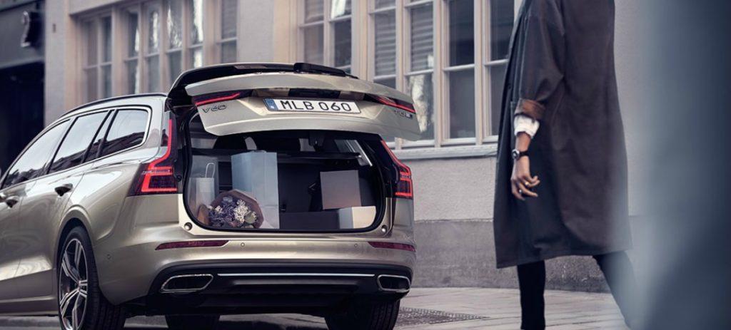 El nuevo Volvo V60, a la venta desde 39.683 euros