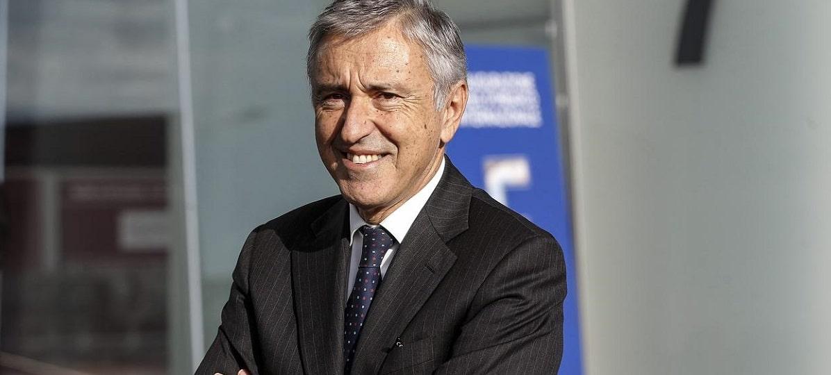Giovanni Castelluci, máximo responsable de Atlantia
