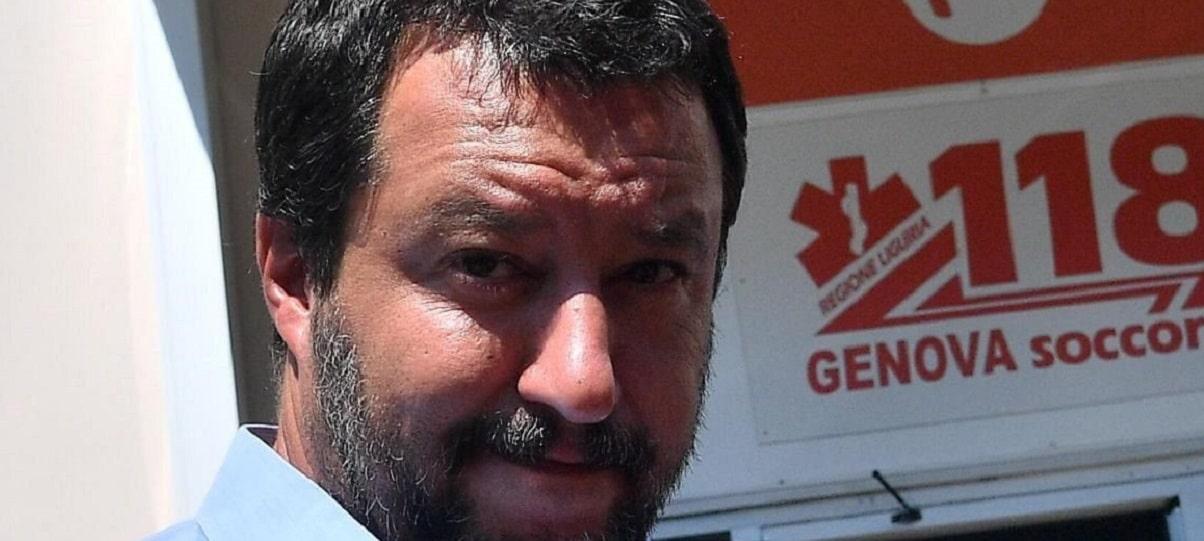 Salvini estalla contra Atlantia tras pedir indemnizaciones si se le revocan concesiones por los 40 muertos de Génova